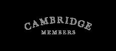 CAMBRIDGE MEMBERS